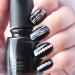 Nails - Sparkling Black